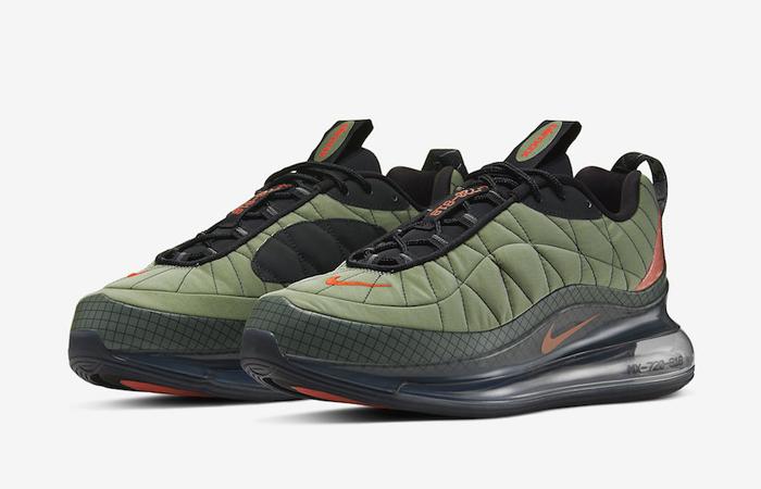 Nike Air Max 720-818 Khaki CI3871-300 02