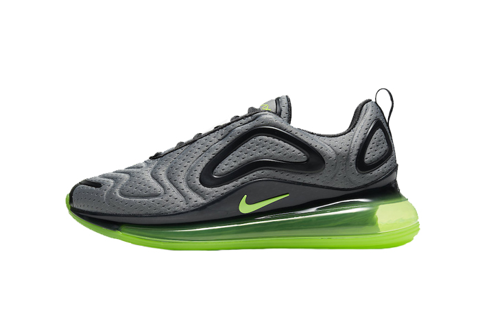 Nike Air Max 720 Mesh Grey Green Volt CN9833-002 01