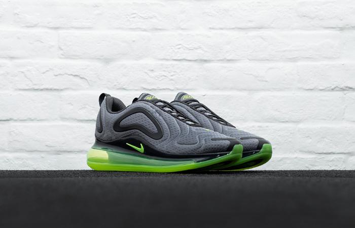 Nike Air Max 720 Mesh Grey Green Volt CN9833-002 03