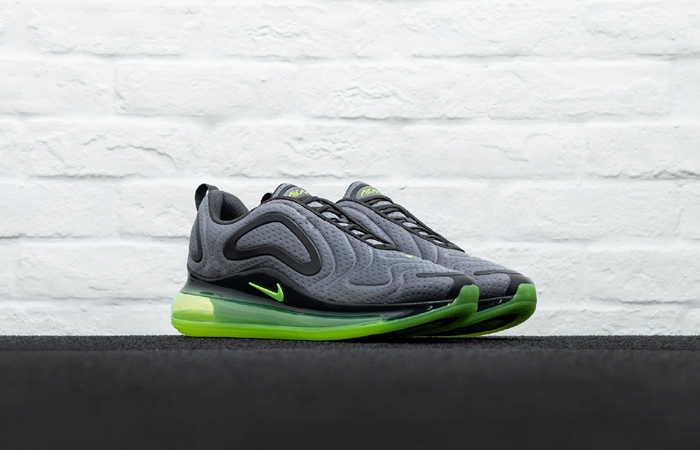 Nike Air Max 720 Mesh Grey Green Volt CN9833-002 03