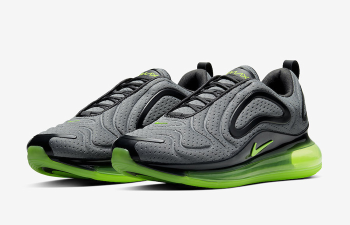 Nike Air Max 720 Mesh Grey Green Volt CN9833-002 05