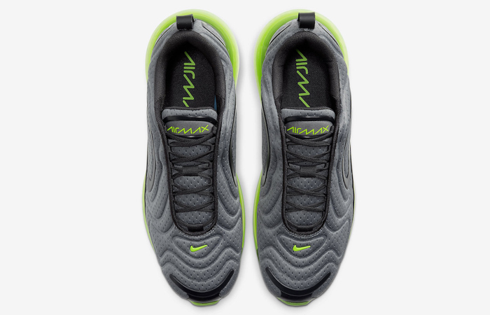 Nike Air Max 720 Mesh Grey Green Volt CN9833-002 07