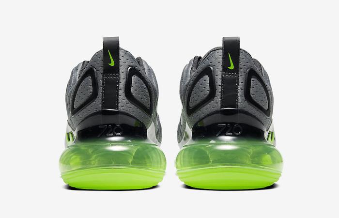 Nike Air Max 720 Mesh Grey Green Volt CN9833-002 08