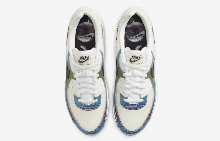Nike Air Max 90 Bubble Pack Lemon White CT5066-100 04