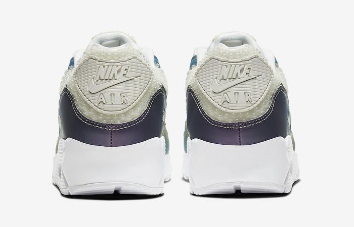 Nike Air Max 90 Bubble Pack Lemon White CT5066-100 05