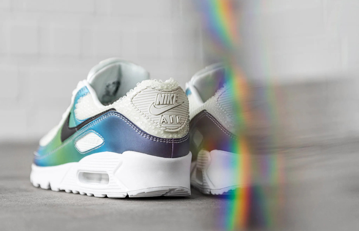 Nike Air Max 90 Bubble Pack Lemon White CT5066-100 08
