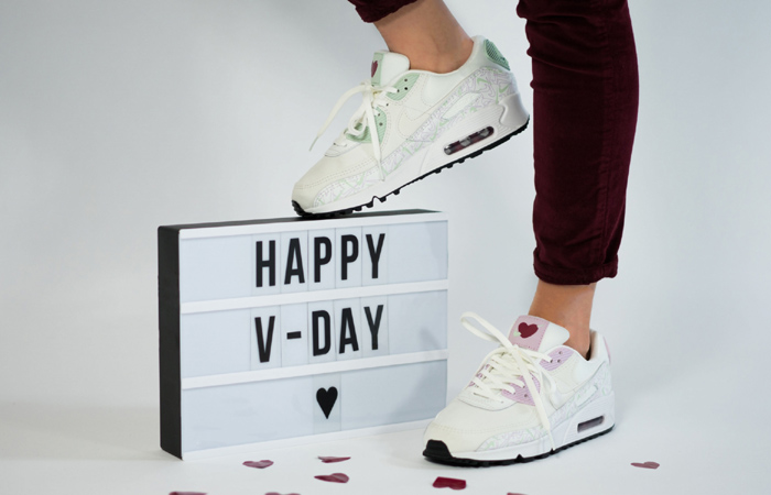 Few Valentine Special Sneakers Exclusively For Women