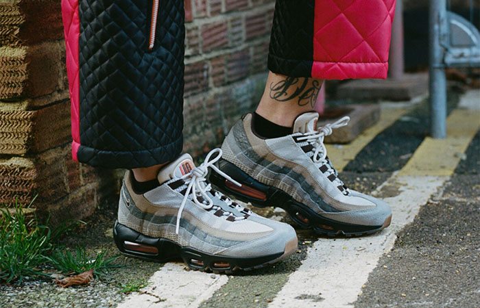 Nike Air Max 95 110 Nods To The London Sneaker Scene ft