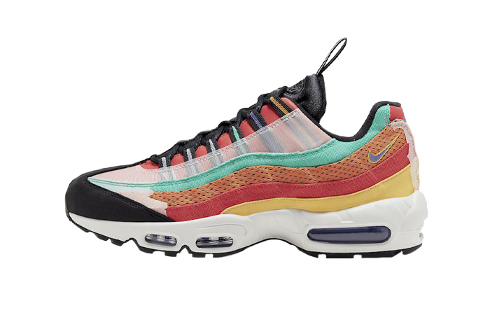 Nike Air Max 95 Black History Month Multicolour CT7435-901 01
