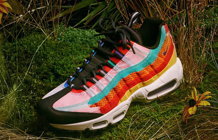 Nike Air Max 95 Black History Month Multicolour CT7435-901 02