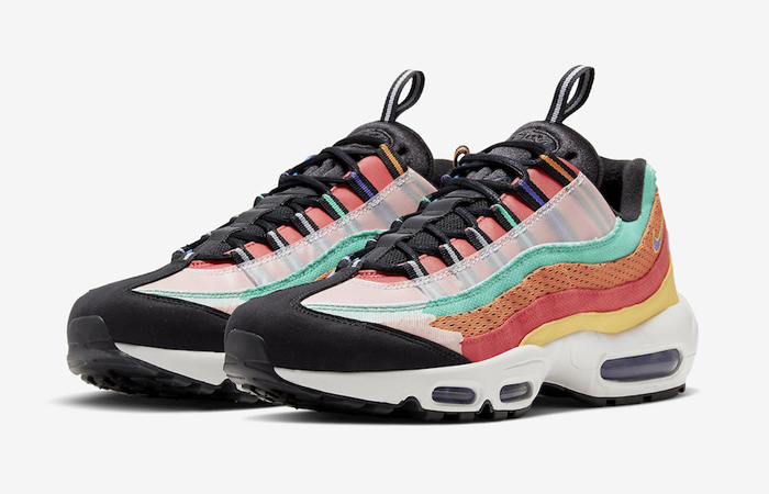 Nike Air Max 95 Black History Month Multicolour CT7435-901 03