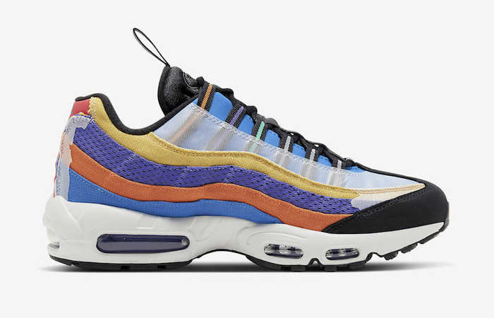 Nike Air Max 95 Black History Month Multicolour CT7435-901 04