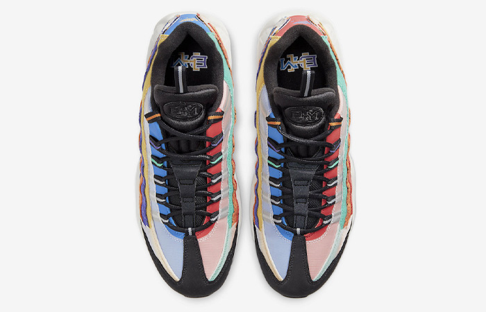 Nike Air Max 95 Black History Month Multicolour CT7435-901 05