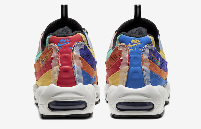 Nike Air Max 95 Black History Month Multicolour CT7435-901 06