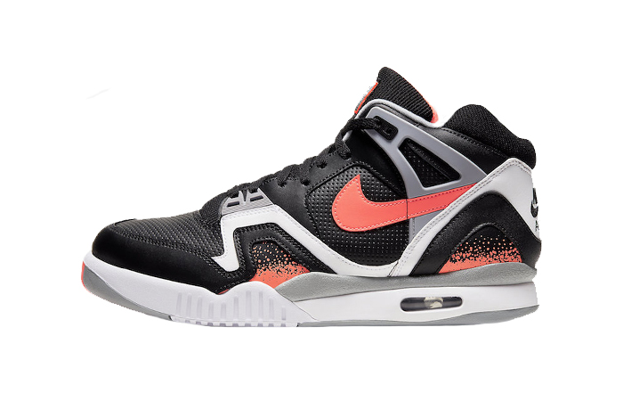 Nike Air Tech Challenge 2 Black Lava 01
