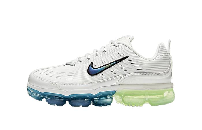Nike Air Vapormax 360 White Lime CT5063-100 01