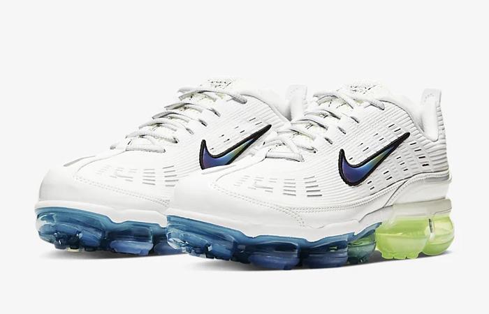 Nike Air Vapormax 360 White Lime CT5063-100 02