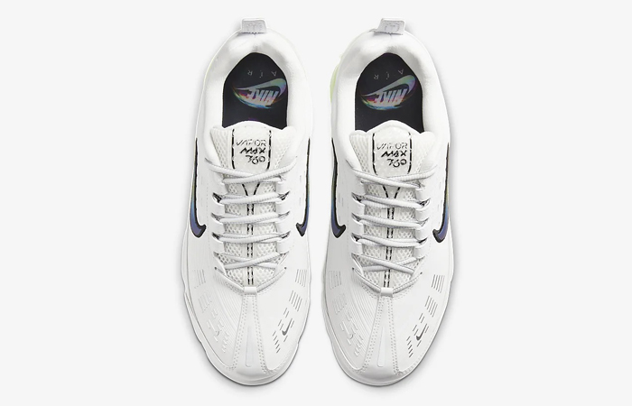Nike Air Vapormax 360 White Lime CT5063-100 04
