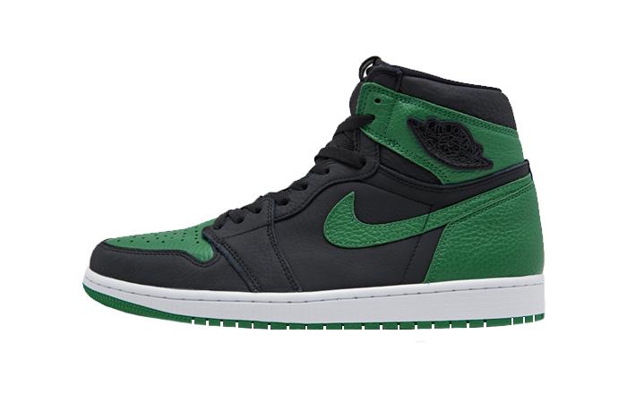 Nike Jordan 1 Pine Green 555088-030 01