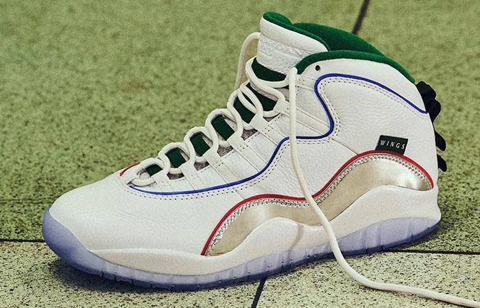 Nike Jordan 10 Wings White Silver CK4352-103 06