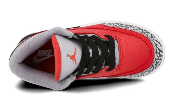 Nike Jordan 3 Chicago All-Star Cement Red CQ0487-600 04