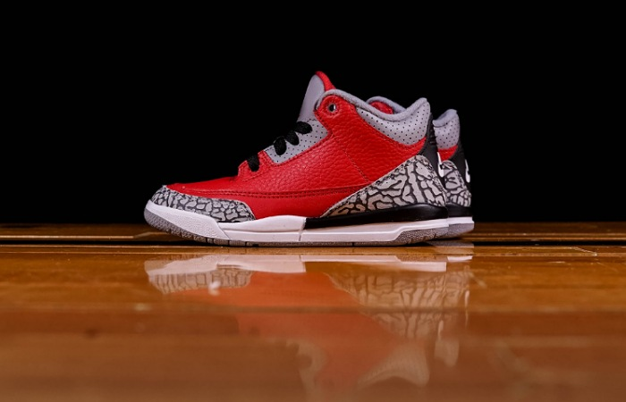 Nike Jordan 3 Chicago All-Star Cement Red CQ0487-600 05
