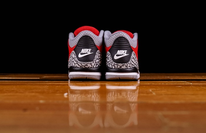 Nike Jordan 3 Chicago All-Star Cement Red CQ0487-600 06