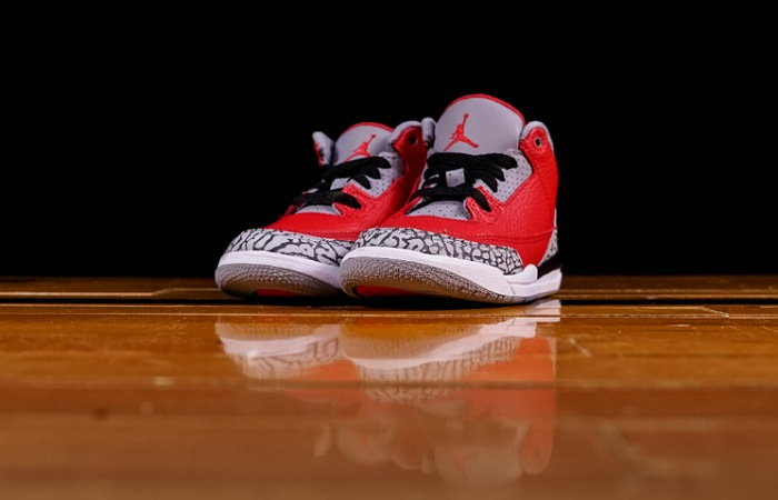 Nike Jordan 3 Chicago All-Star Cement Red CQ0487-600 07