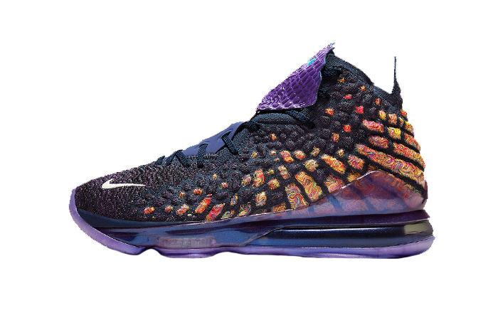 Nike LeBron 17 Monstars Berry CD5050-400 01