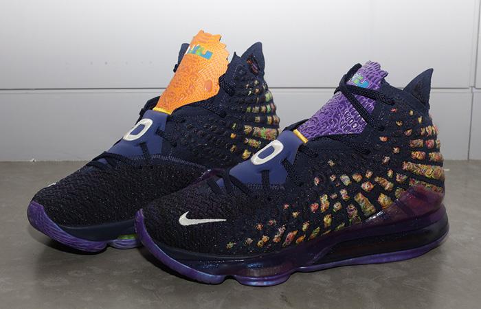 Nike LeBron 17 Monstars Berry CD5050-400 02