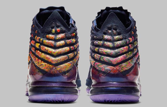Nike LeBron 17 Monstars Berry CD5050-400 07