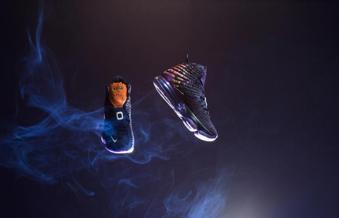 Nike LeBron 17 Monstars Berry CD5050-400 08