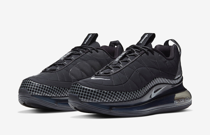 Nike MX 720-818 Premium Black CI3871-001 02