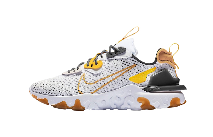 Nike React Vision Honeycomb White CD4373-100 01