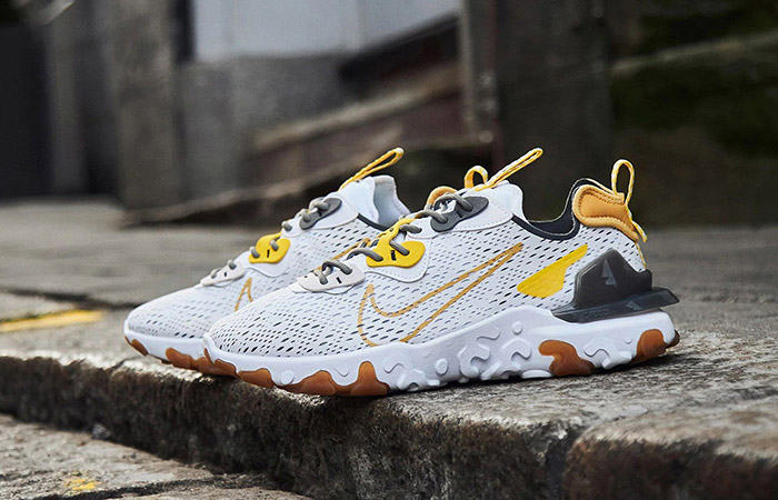 Nike React Vision Honeycomb White CD4373-100 02