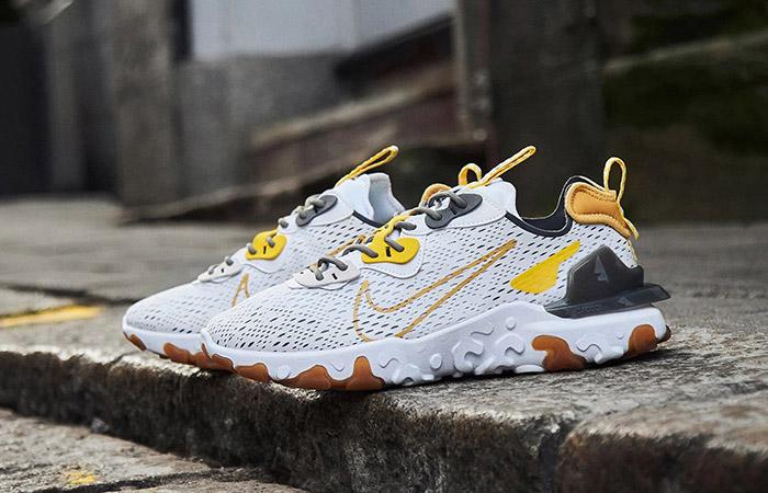 Nike React Vision Honeycomb White CD4373-100 02