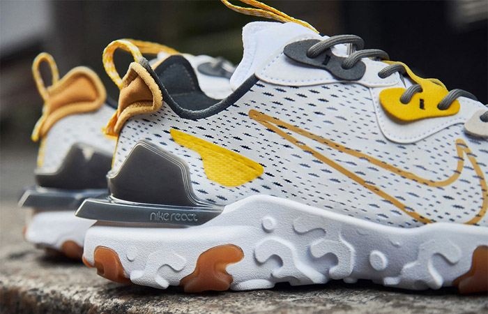 Nike React Vision Honeycomb White CD4373-100 04