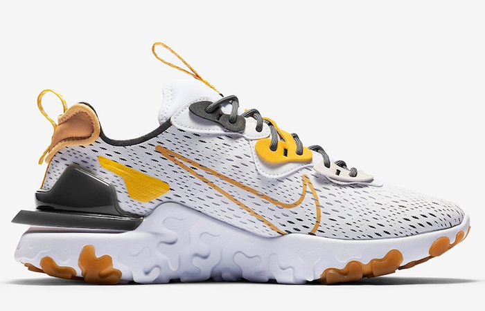 Nike React Vision Honeycomb White CD4373-100 06