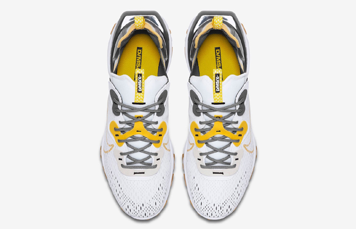 Nike React Vision Honeycomb White CD4373-100 07