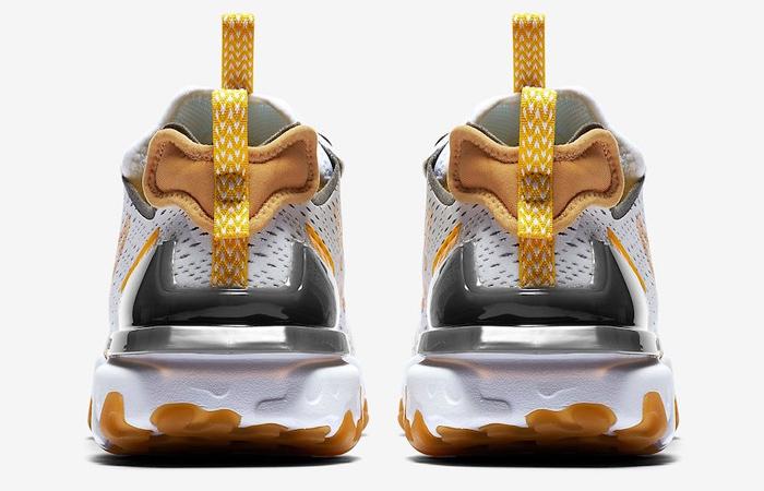 Nike React Vision Honeycomb White CD4373-100 08