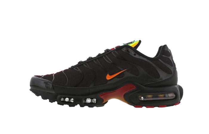 Nike Tuned 1 Black Orange CV1636-002 01