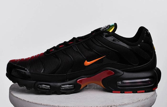 Nike Tuned 1 Black Orange CV1636-002 06