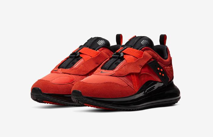 OBJ Nike Air Max 720 Slip Team Orange DA4155-800 02