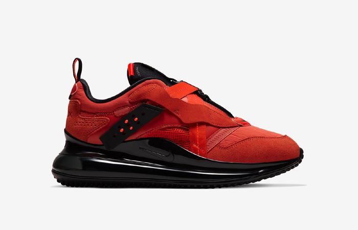 OBJ Nike Air Max 720 Slip Team Orange DA4155-800 03
