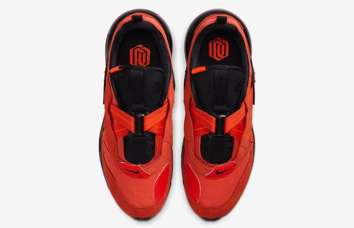 OBJ Nike Air Max 720 Slip Team Orange DA4155-800 04