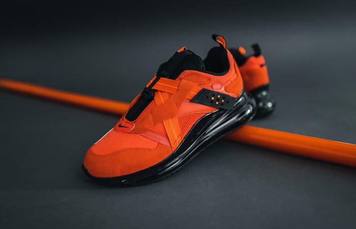 OBJ Nike Air Max 720 Slip Team Orange DA4155-800 06