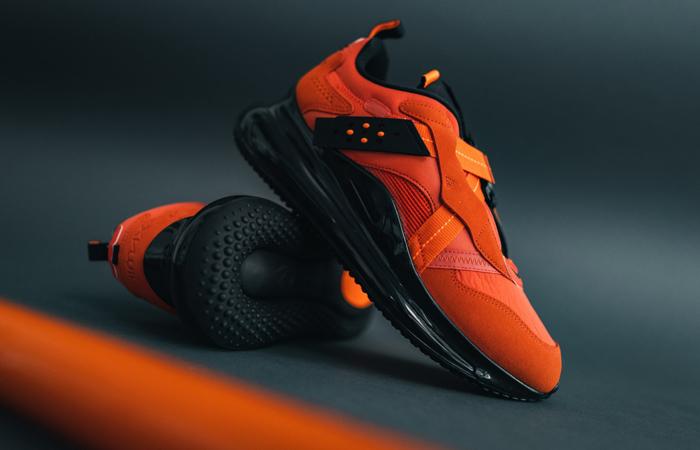 OBJ Nike Air Max 720 Slip Team Orange DA4155-800 07