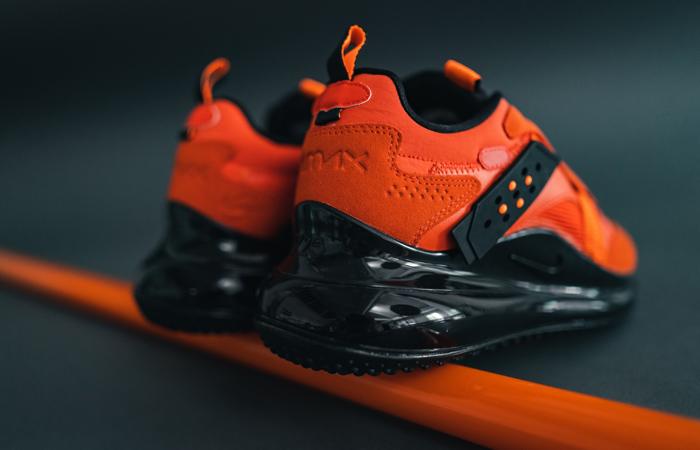 OBJ Nike Air Max 720 Slip Team Orange DA4155-800 08