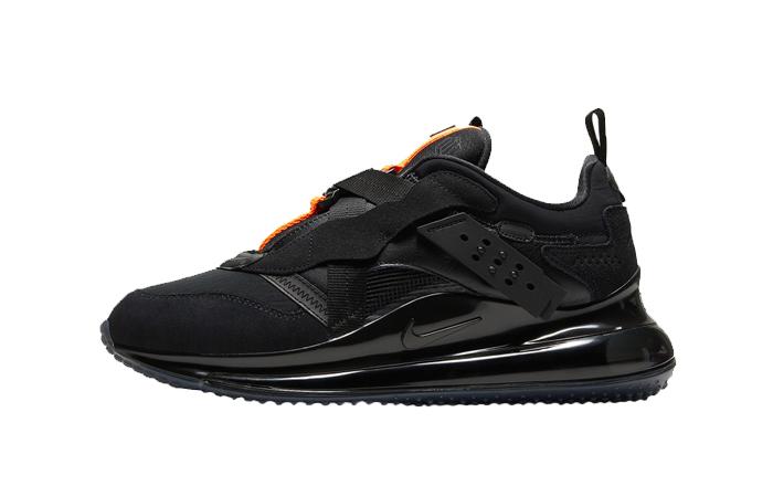 OBJ Nike Air Max 720 Slip Total Black DA4155-001 01