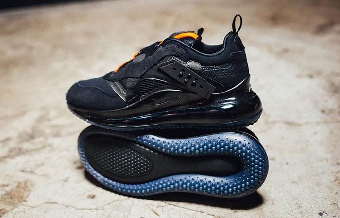 OBJ Nike Air Max 720 Slip Total Black DA4155-001 03